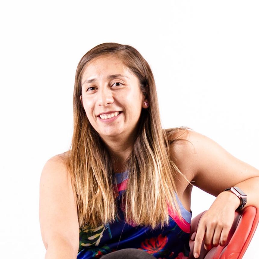 Francisca Jorquera - UX Content Lead