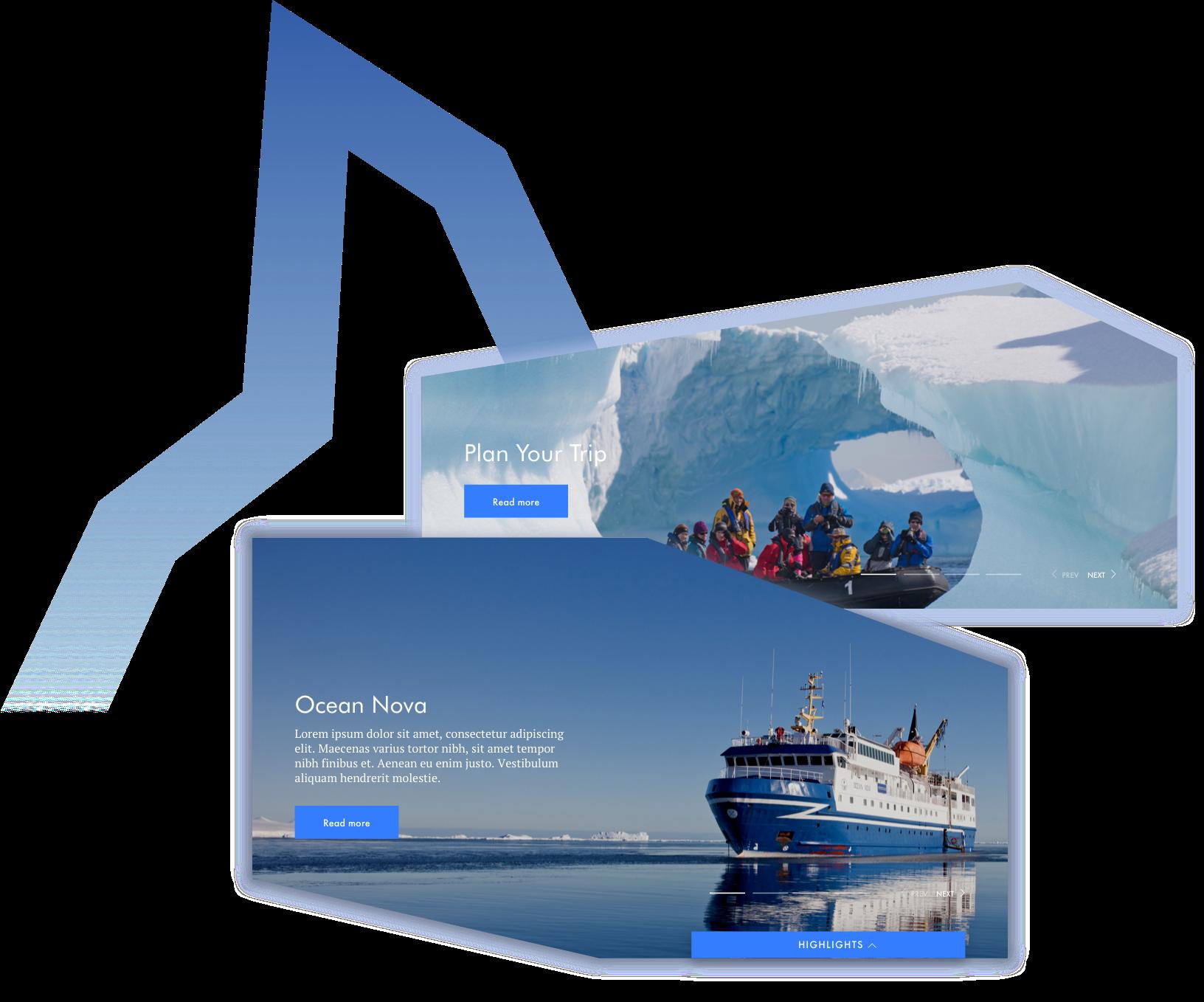 website antarctica21