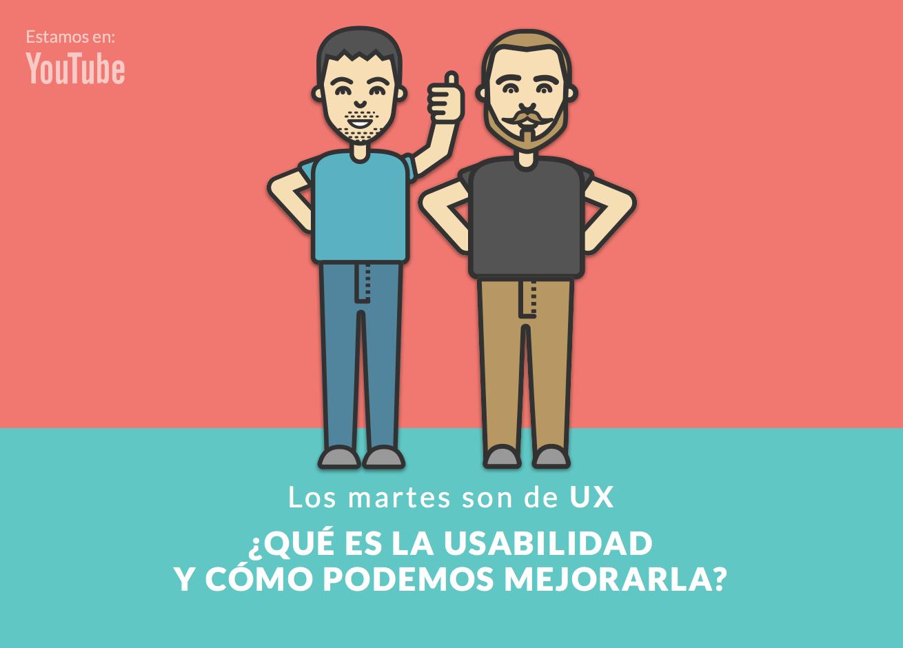 Rodrigo Vera y Juan Benítez, explican las Leyes UX y qué es la Usabilidad.